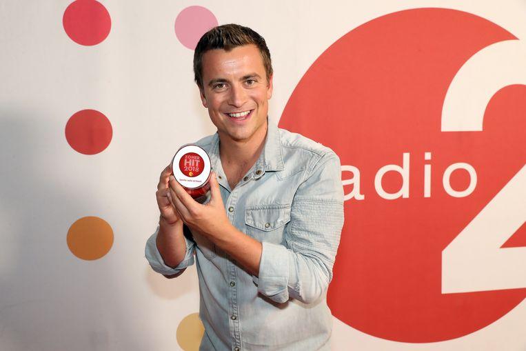 Niels Destadsbader won vorig jaar de zomerhit van Radio 2.
