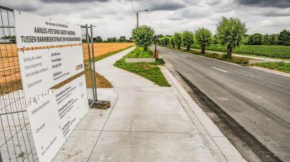 Fietspaden van 260.000 euro in Grote Heerweg open
