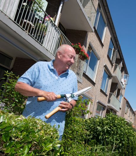 Henk (77) verhuisde al drie keer, maar woont nog steeds op dezelfde plek: nu moet hij weer weg