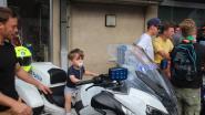 Politie krijgt drie nieuwe politiecombi's en een gloednieuwe moto