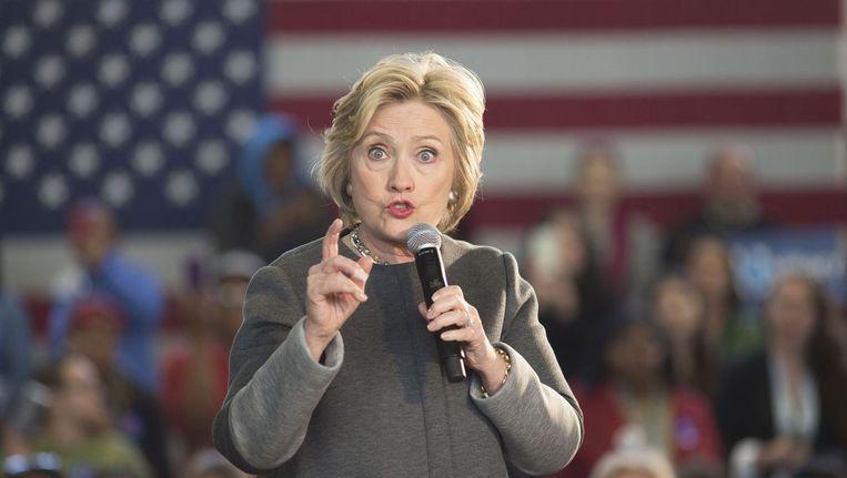 Hillary Clinton. Beeld photo_news