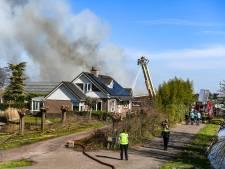 Wat is de oorzaak van de brand in Boskoop waarbij een dode viel? Veel is nog onduidelijk