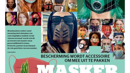 Masker mania