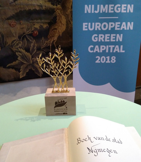 Staatssecretaris: trots dat Nijmegen eerste Nederlandse green capital is