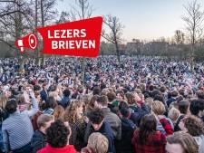 Reacties op volle parken: 'Ik erger me dood aan de verwende, onopgevoede jeugd'