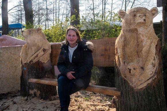 Sarah Malter van Dierenpark Harry Malter.