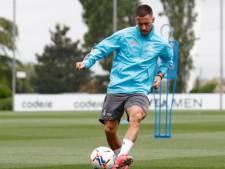 Zidane annonce le retour d'Eden Hazard dans le groupe face au Betis