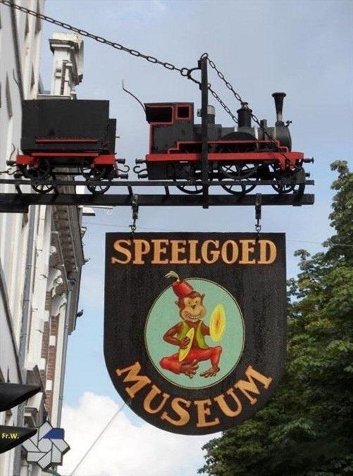 Het Speelgoedmuseum aan de Brink in Deventer.