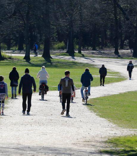 Burgemeester Bruls sluit deel Goffertpark in strijd tegen coronavirus