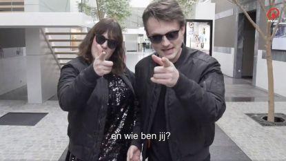Voor de rest van de avond in je hoofd: Dorothee Vegas & Like Maarten maken een remix van 'De Luizenmoeder'