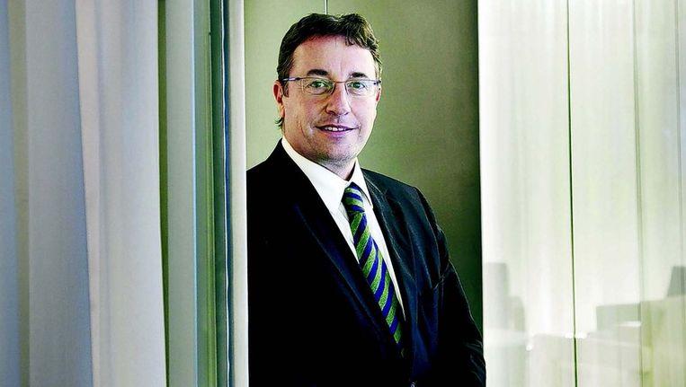 Unep-directeur Achim Steiner sprak deze week met Nederlandse politici en het bedrijfsleven. Foto © Werry Crone Beeld