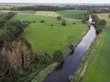 Natuur krijgt ruimte langs slingerende Regge bij Rijssen: 'Veel te genieten voor wandelaars'