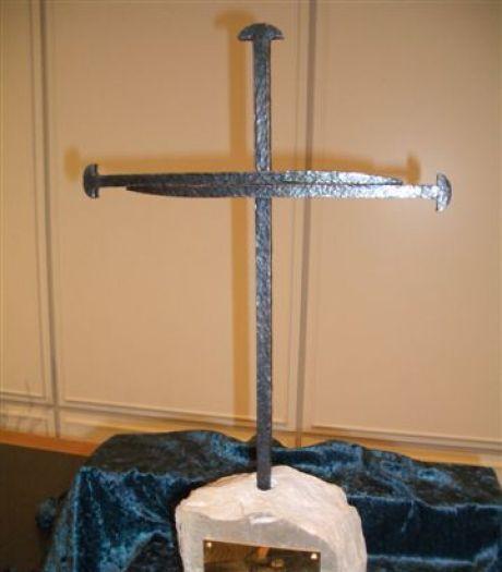 Cross of Nails voor vrede en verzoening in Wageningen
