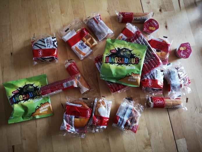 Koop een koekjespakket bij het Sociaal Huis van Lendelede en steun het goede doel.
