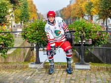 Toptalent Gatien (15) komt zelfs 's nachts zijn bed uit voor een potje ijshockey: 'Ik zweer bij botte schaatsen'