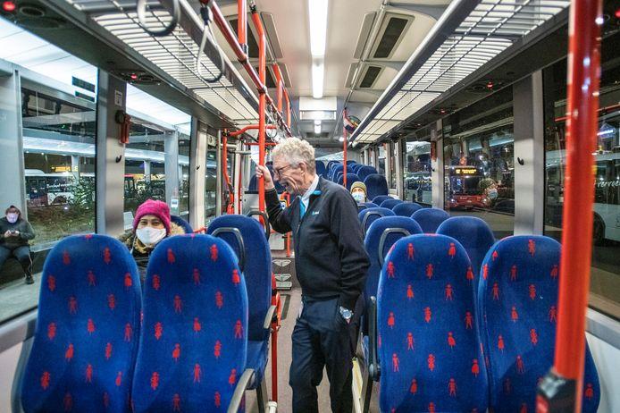 Een bus.
