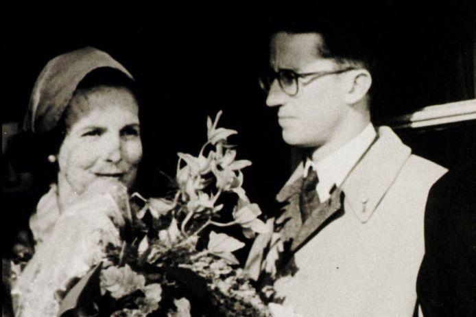 Boudewijn en Liliane.