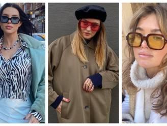 De lentezon maakt hippies van ons: (zonne)brillen met gekleurde glazen zijn weer overal. Maar beschermen ze ook genoeg?