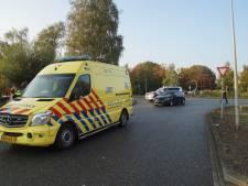Fietsster gewond bij aanrijding met auto in Waalwijk