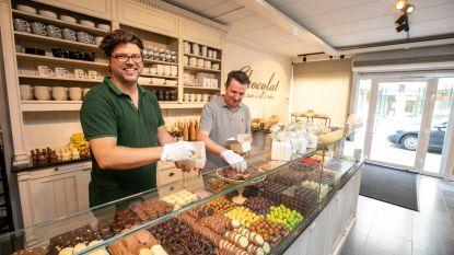 """Lommelse chocoladewinkel maakt terugkeer op nieuwe locatie: """"Corona of niet, chocolade kan je niet uit het leven bannen"""""""