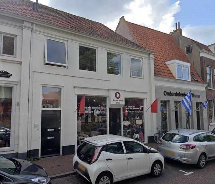 De winkel van Terre des Hommes in Middelburg.