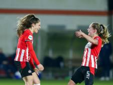 Wie anders dan Joëlle Smits schiet PSV naar halve finale KNVB-beker