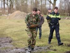 Bom gevonden bij graafwerkzaamheden in Oosterhout