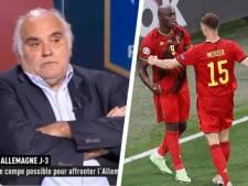 """""""C'est comment mon petit Meunier?"""" Gilles Favard en remet une couche après la défaite des Diables face à l'Italie"""