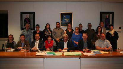 Volle raadzaal voor installatie gemeenteraad
