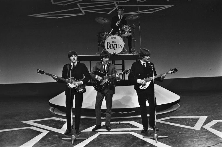 The Beatles.  Beeld ANP