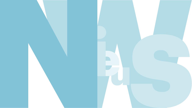 SITE Artikel nieuws op wit typografie illustratie