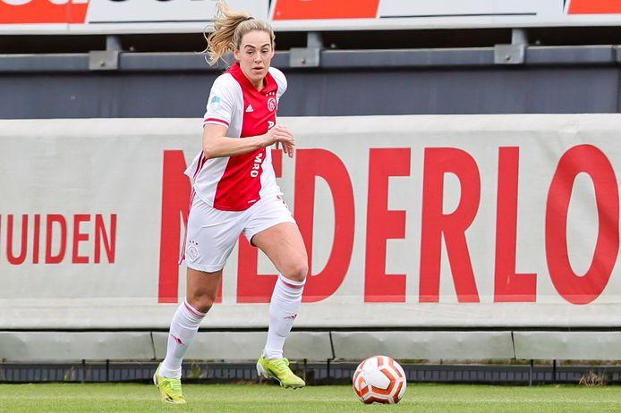 Marjolijn van den Bighelaar van Ajax.
