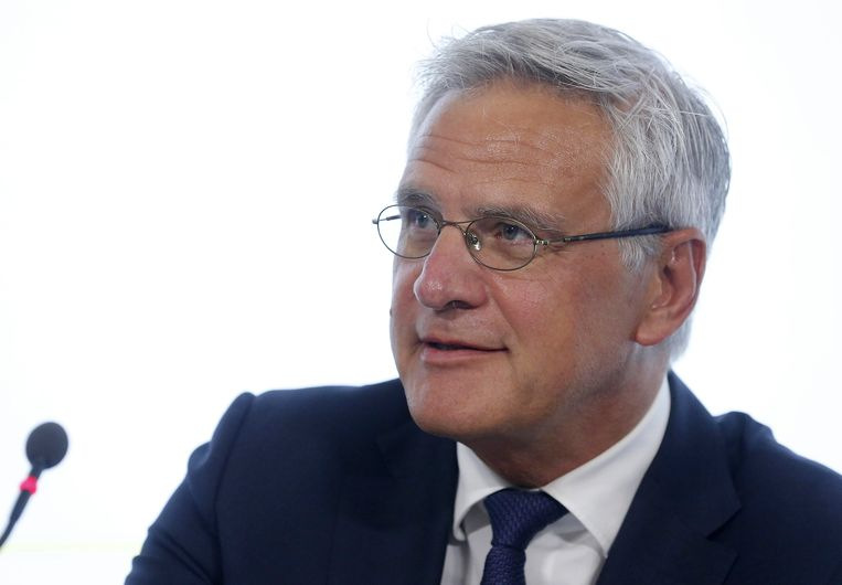 Vicepremier Kris Peeters: