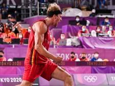 La Belgique s'impose après prolongation face aux Pays-Bas en basket 3X3 et se rapproche des quarts