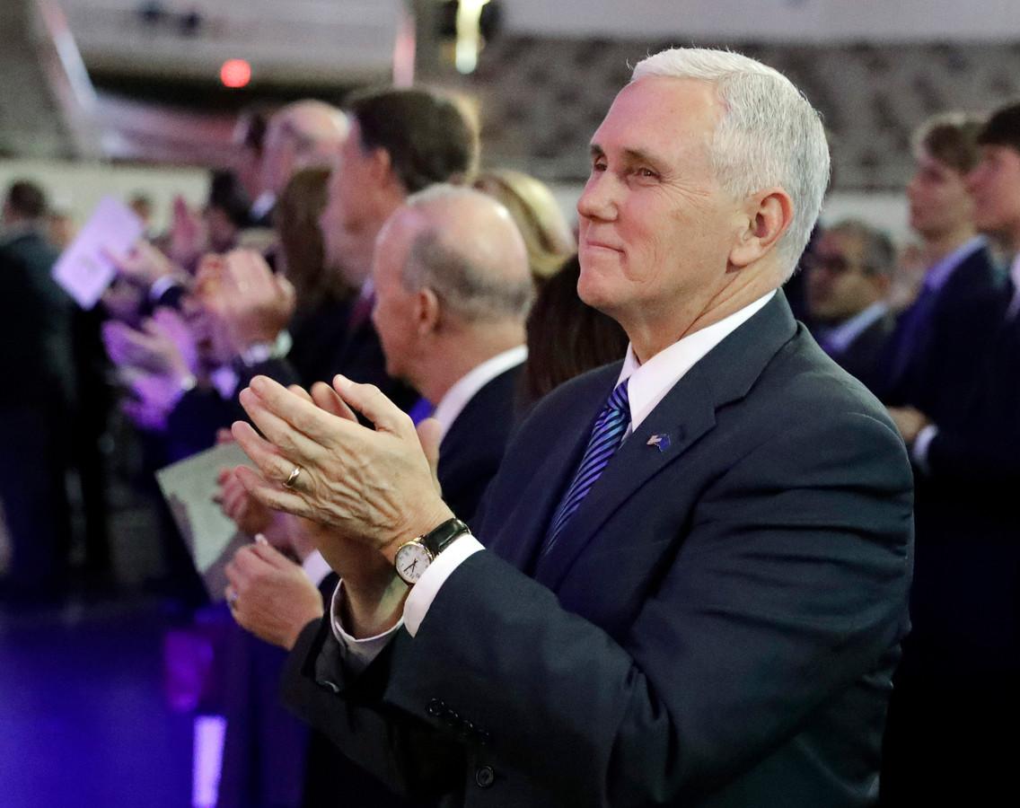 Volgens Ko Colijn van Instituut Clingendael moet vicepresident Mike Pence met alle scenario's rekening houden.