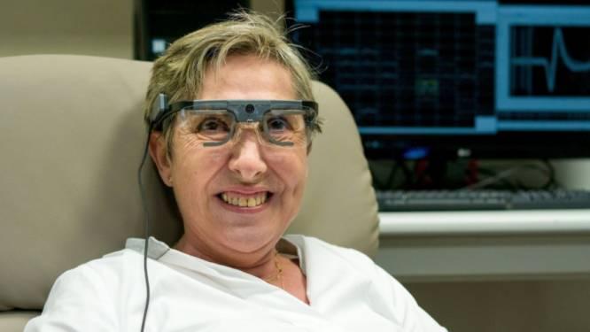 Une prouesse scientifique redonne temporairement la vue à une Espagnole aveugle