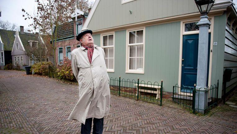 Maarten Brands in zijn woonplaats Broek op Waterland. Beeld An-Sofie Kesteleyn / de Volkskrant