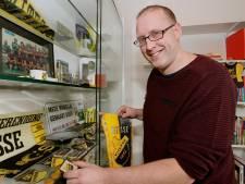 Arnhemmer Ferry Reurink genomineerd voor prijs met boek 'Vitesse Europa in'