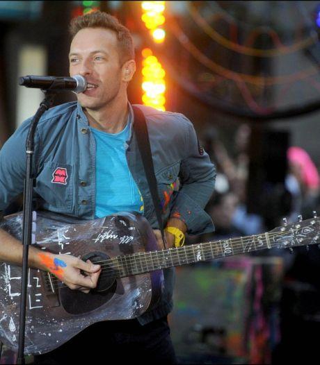 """Coldplay s'essouffle sur son cinquième album """"Mylo Xyloto"""""""