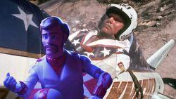 Disney en Pixar aangeklaagd om stuntman uit 'Toy Story 4'