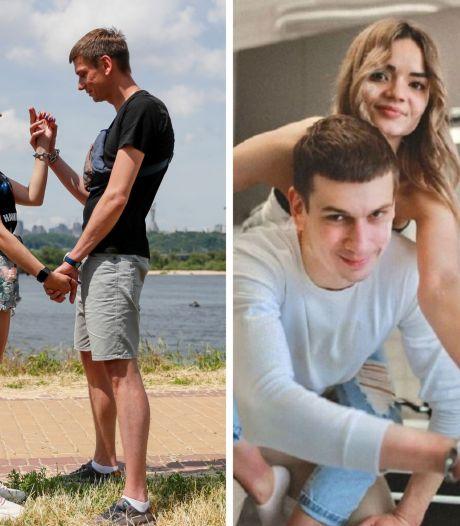 Un couple se sépare après avoir été menotté pendant 4 mois