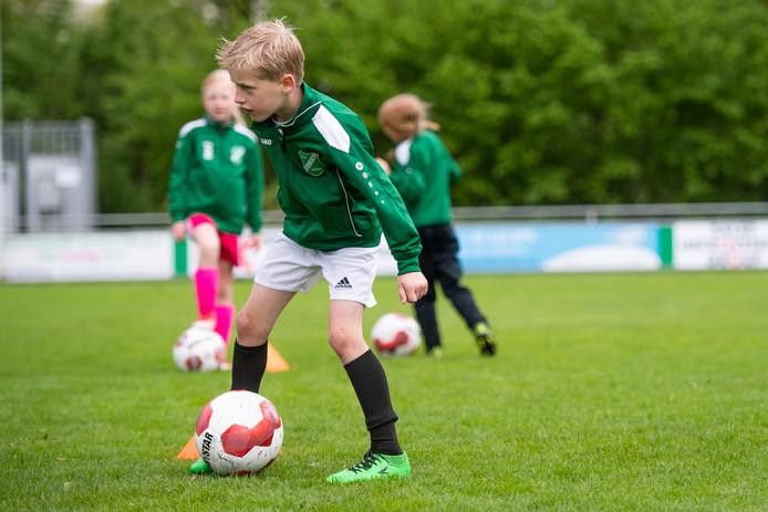 Met een investering van tienduizenden euro's hoopt SVVN de jeugdspelers de komende jaren een kwaliteitsimpuls te kunnen geven.