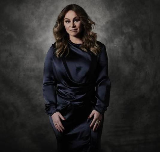 Trijntje is Maria in The Passion