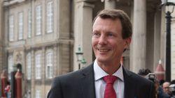 Deense prins Joachim stabiel na hersenoperatie