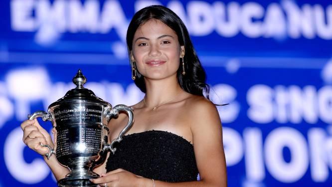 Raducanu (18) stunt met US Open-winst: hoe opgave tijdens Wimbledon haar honger vergrootte