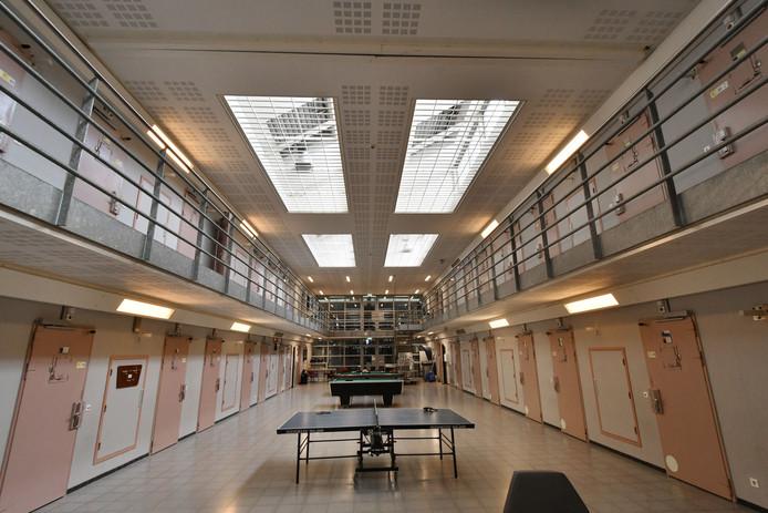 De gevangenis in Zutphen