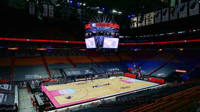 NBA-ploeg Miami Heat brengt fans terug naar het stadion, met dank aan honden die coronavirus opsporen