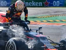 Verstappen over gridstraf: 'Er is nog niks verloren'