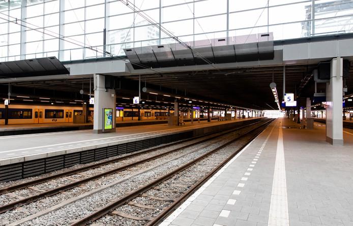 Den Haag Centraal, foto ter illustratie