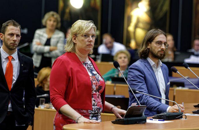 Ankie de Hoon, fractieleider van het CDA in Brabant.